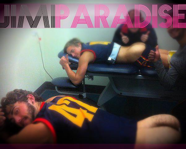 Sporn: Sebastien Descons' anal massage! | Daily Dudes @ Dude Dump