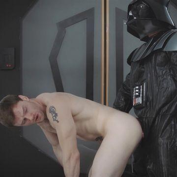 Star Wars XXX — Vader fucks Han | Male-Erotika.c | Daily Dudes @ Dude Dump