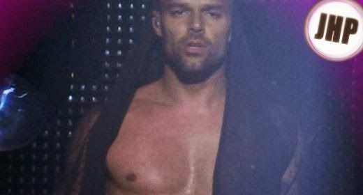 Still hot: Ricky Martin | Daily Dudes @ Dude Dump