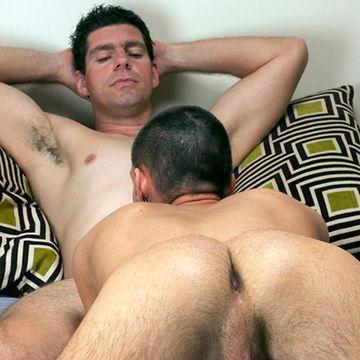 Straight Man Fucks Raw Butt | Daily Dudes @ Dude Dump