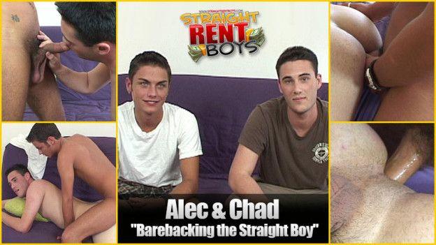 Straight Rent Boys – Alec & Chad | Daily Dudes @ Dude Dump