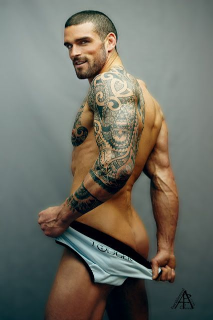 Stuart Reardon naked! | Daily Dudes @ Dude Dump