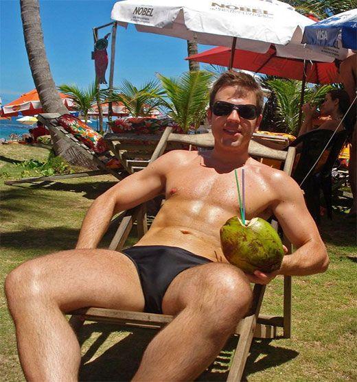 Summer Speedo Vacation   Daily Dudes @ Dude Dump