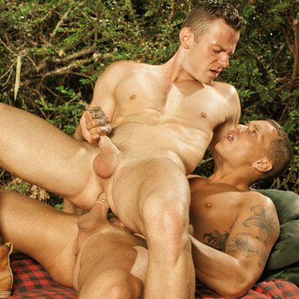 Tate Ryder and Sebastian Rossi fuck | Daily Dudes @ Dude Dump