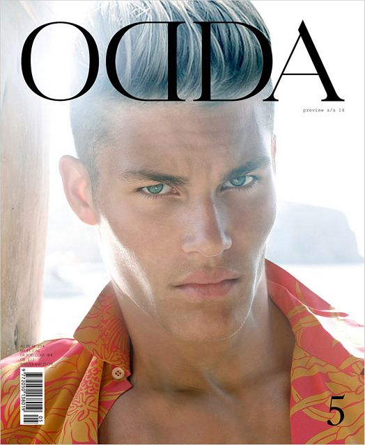 THE HANDSOME TYLER MAHER FOR ODDA BY JUAN MARTIN   Daily Dudes @ Dude Dump