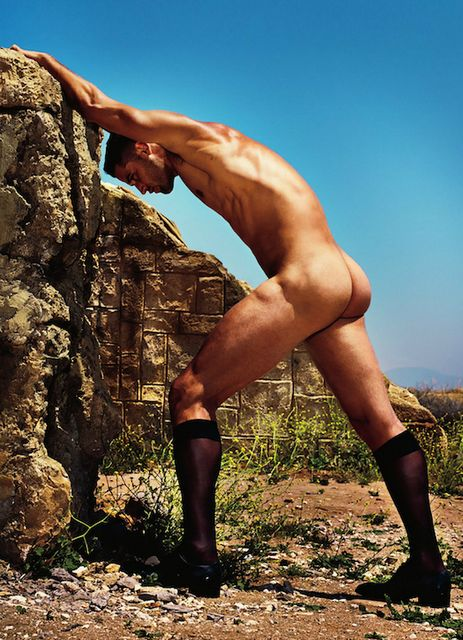 The Hot Jock Ass Of Handsome Bryce Thompson | Daily Dudes @ Dude Dump