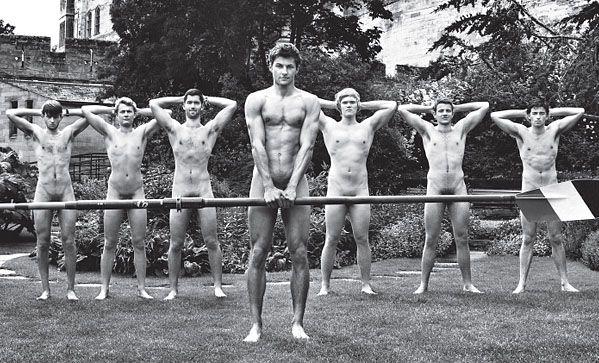 The Warwick Rowers Naked Bigger, Longer & Uncut | Daily Dudes @ Dude Dump
