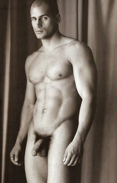 Todd Sanfield naked! | Daily Dudes @ Dude Dump