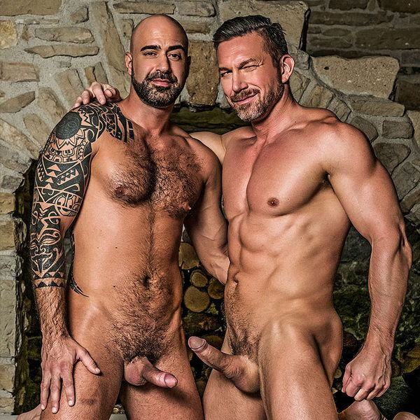 Tomas Brand Breeds His Boyfriend Angelo Di Luca | Daily Dudes @ Dude Dump