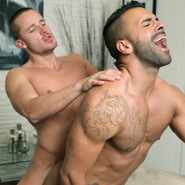 Tony Rivera bottoms for Tony Gys | Daily Dudes @ Dude Dump