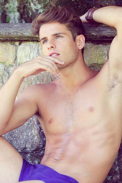 Twinky Male Model Caio Brum By Marcio Farias | Daily Dudes @ Dude Dump
