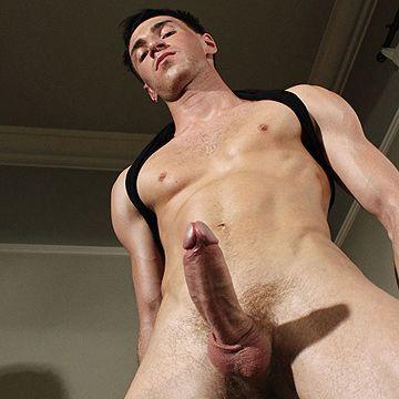Uncut 9.5 Inch Dick | Daily Dudes @ Dude Dump