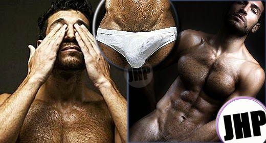 Valerio Pino's erection! | Daily Dudes @ Dude Dump