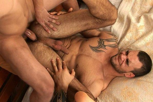 Vasek Konik Pounds Ivo Kerk's Hot Manhole | Daily Dudes @ Dude Dump