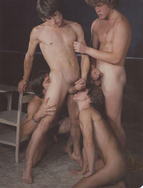Vintage Gay Porn – Time Warp Thursday | Daily Dudes @ Dude Dump