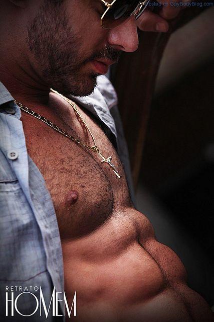 Wellington Xavier – Muscle! | Gay Body Blog | Daily Dudes @ Dude Dump